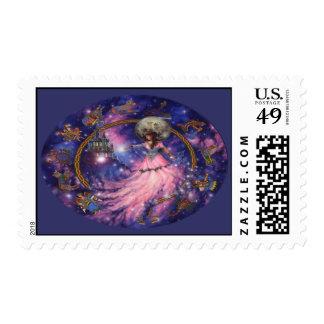 Celtic Zodiac Postage Stamps