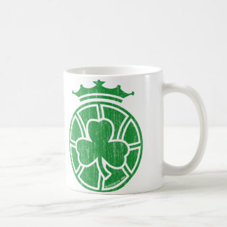 Celtics Crowned Mug