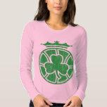 Celtics Crowned (vintage green) T-shirt
