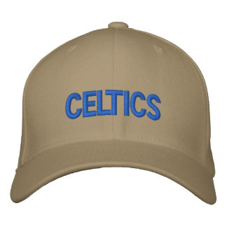 Celtics Embroidered Hats