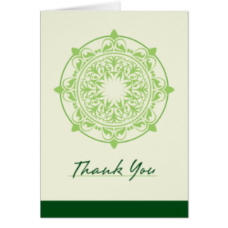 CelticThankYou_Greeting Tarjeta De Felicitación