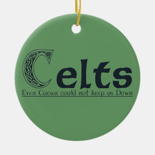 Celts Christmas Tree Ornaments