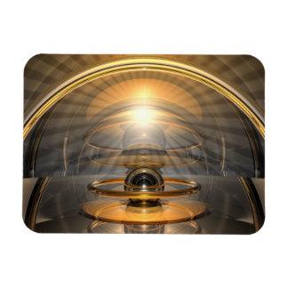 Célula de la energía iman de vinilo