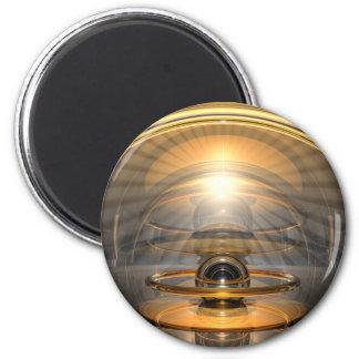 Célula de la energía imán redondo 5 cm
