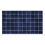 Célula solar tarjetas de visita