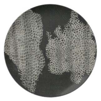 Células del corcho, Robert Hooke Plato De Cena