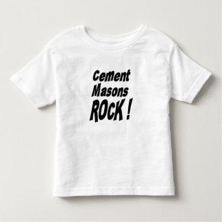 Cement Masons Rock! T-shirt