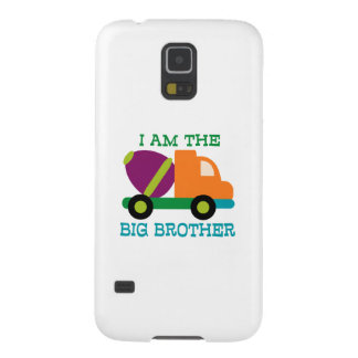 Cement Mixer Big Brother Galaxy S5 Cover