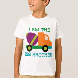 Cement Mixer Big Brother T-Shirt