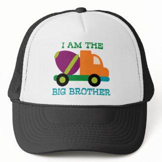 Cement Mixer Big Brother Trucker Hat