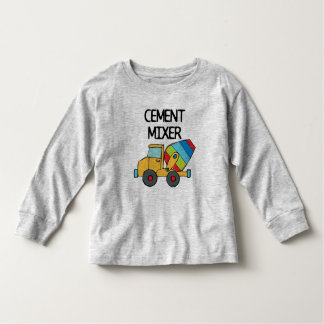 Cement Mixer Toddler T-shirt