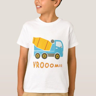 Cement mixer truck T-Shirt