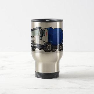 Cement Mixer Truck Travel Mug