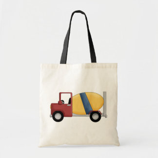 Cement Mixer Tshirts and Gifts Budget Tote Bag