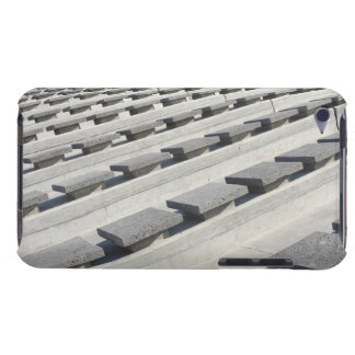 Cement seats iPod touch cover