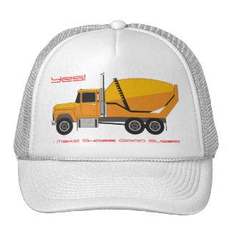 Cement Shoes Hats