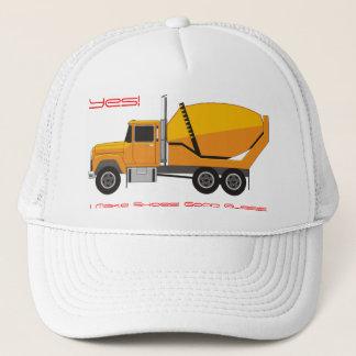 Cement Shoes Trucker Hat
