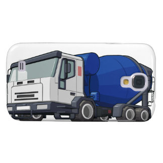 Cement Truck Samsung Galaxy S4 Covers