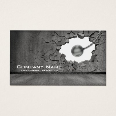 Metal works business card zazzle colourmoves