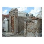 Cementerio #1 - New Orleans de St. Louis Postales