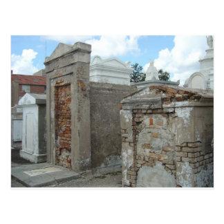 Cementerio #1 - New Orleans de St. Louis Tarjetas Postales
