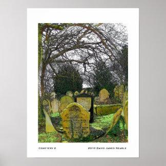 Cementerio 2 poster