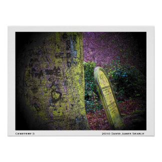 Cementerio 3 impresiones