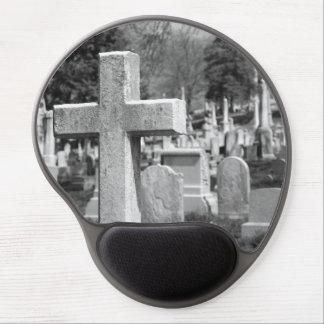 cementerio alfombrilla de ratón con gel