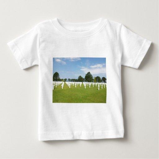 Cementerio americano en Francia Tshirt