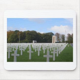 Cementerio americano Luxemburgo Tapete De Ratones