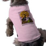 Cementerio Camiseta De Perro