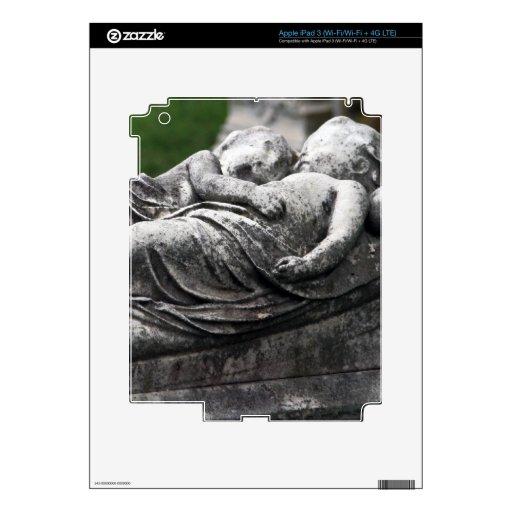 Cementerio Cherbs Pegatinas Skins Para iPad 3