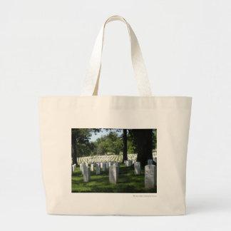 Cementerio de Arlington Bolsa Tela Grande
