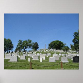 Cementerio de Arlington Poster