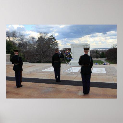 Cementerio de Arlington Posters