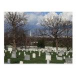Cementerio de Arlington Tarjeta Postal