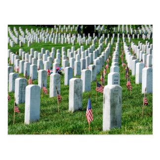 Cementerio de Arlington Tarjetas Postales