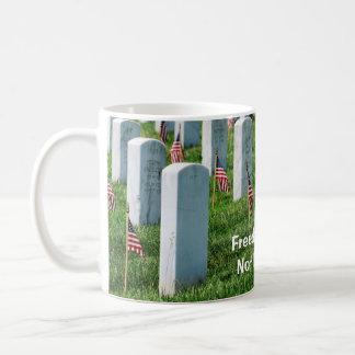 Cementerio de Arlington Taza Clásica