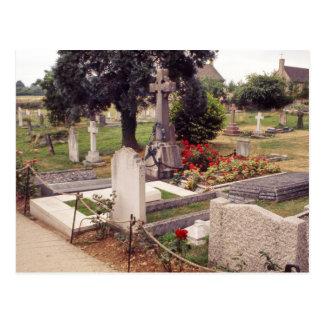 Cementerio de Gran Bretaña Postales