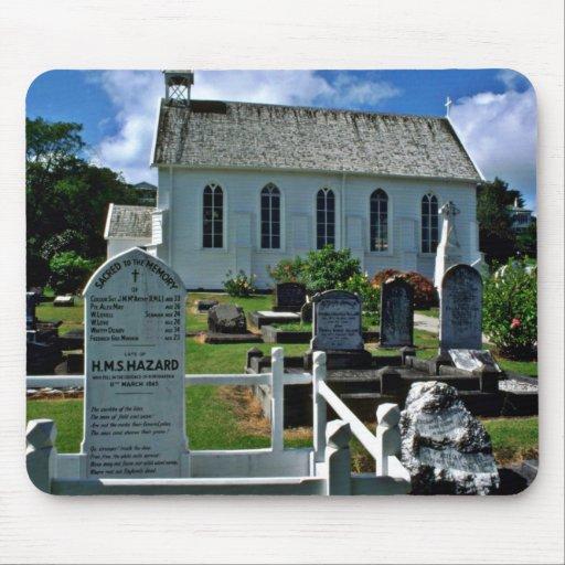 Cementerio de la iglesia de Cristo, Paimia Alfombrillas De Ratones