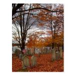 Cementerio de la orilla, nuevo castillo, NH Postal