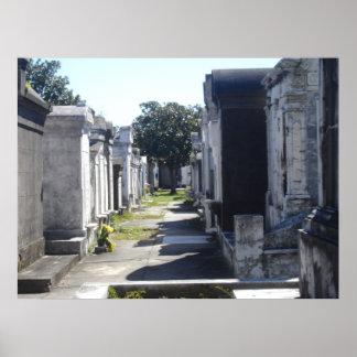 Cementerio de Lafayette Póster