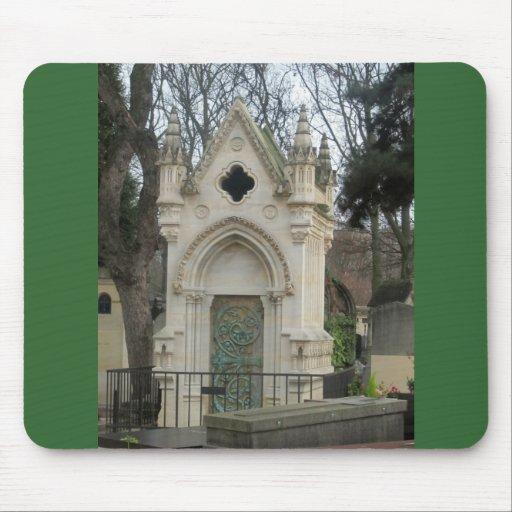 Cementerio de París Mousepads