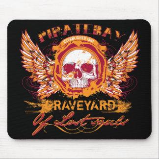 Cementerio de PirateBay de almas perdidas Tapetes De Ratón