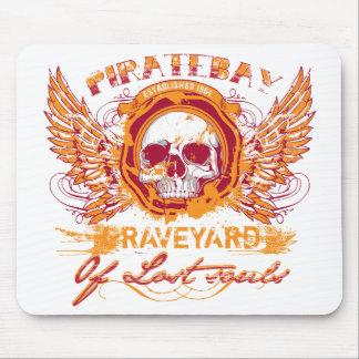 Cementerio de PirateBay de almas perdidas Tapete De Raton