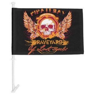 Cementerio de PirateBay de la bandera perdida del
