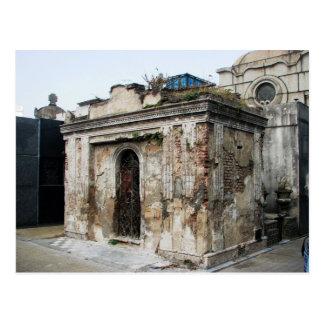 Cementerio de Recoleta, Buenos Aires, la Argentina Postal