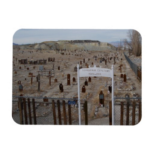 Cementerio de Tonopah Imán