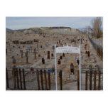 Cementerio de Tonopah Postal