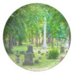 Cementerio del verano platos